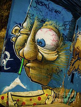 JORG BECKER - GRAFFITI_14