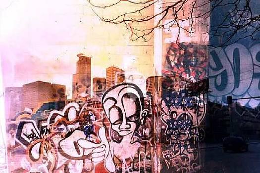 Grafitti City by Chris Chris