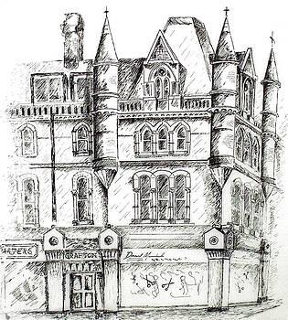 Alan Hogan - Grafton House Dublin