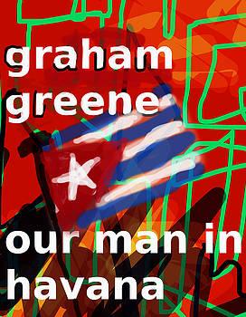 Paul Sutcliffe - Graham Greene Poster