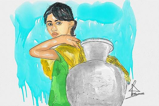 Grail Search a fresh water  by M R I Khokon