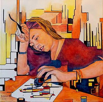 Graine D'artiste by Danielle Arnal