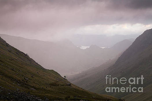 Grains Gill storm by Gavin Dronfield