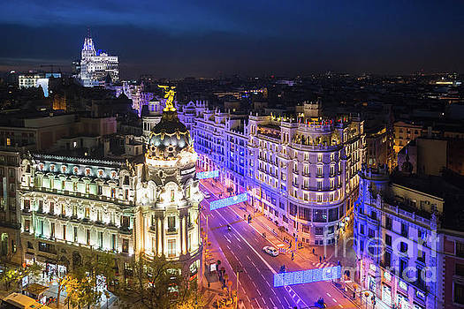 Gran Via. by Andrew Michael