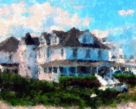 Gran Victorian Hotel Spring Lake NJ by Leonardo Ruggieri