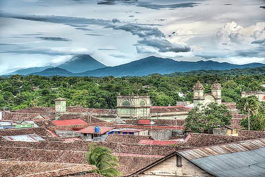 Granada Rooftops  by Michael Santos