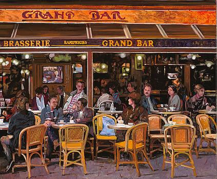 Grand Bar by Guido Borelli