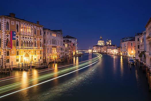 Grand Canal by Antonio Violi