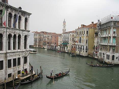 Grand Canal by Olga Alexandra