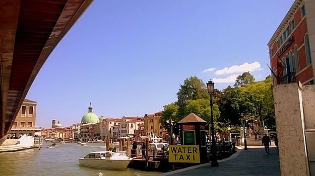 Grand Canal Venice by Rusty Gladdish