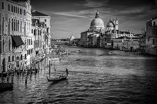 Grand Canal View by Andrew Soundarajan