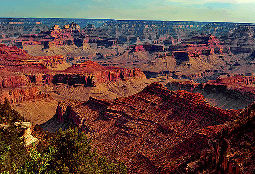 Grand Canyon 016 by George Bostian