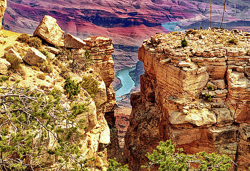 Grand Canyon 018 by George Bostian