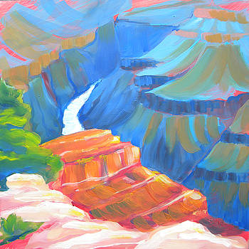 Grand Canyon 4 by Pam Van Londen