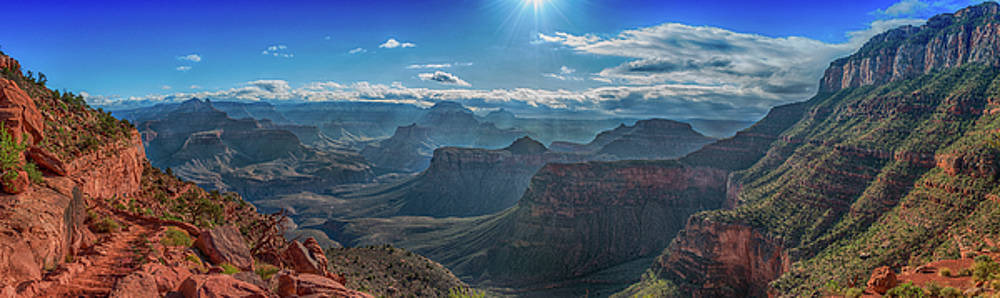 Grand Canyon 6 by Phil Abrams