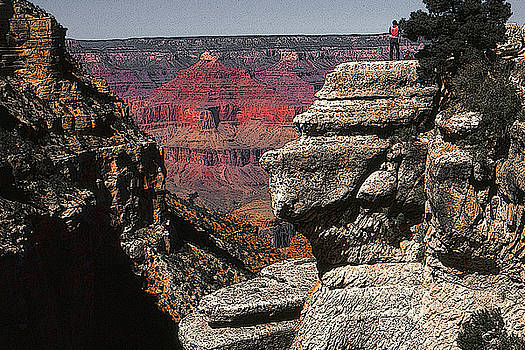 Grand Canyon Arizona by Art America Gallery Peter Potter