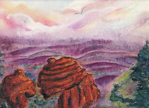 Suzanne  Marie Leclair - Grand Canyon Bell Rock
