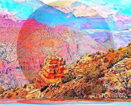 Grand Canyon by Nico Bielow by Nico Bielow