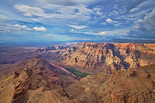 Grand Canyon by Julie Bergonz