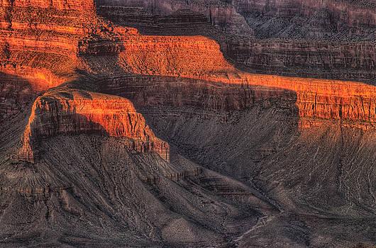 Steve Gadomski - Grand Canyon Light