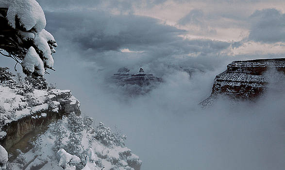 Grand Canyon by Lucian Capellaro