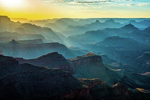 Grand Canyon - Moran point by Hisao Mogi