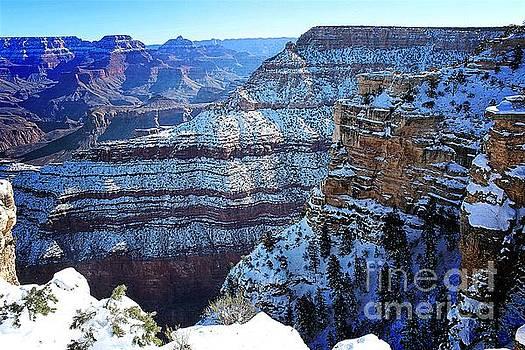 Jenny Revitz Soper - Grand Canyon National Park In Winter