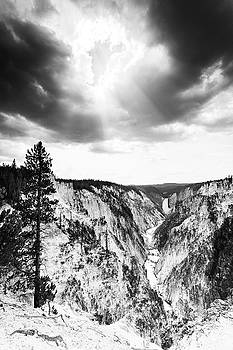 Grand Canyon of the Yellowstone by Alex Conu