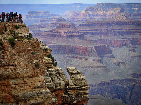 Grand Canyon People by Paki O'Meara