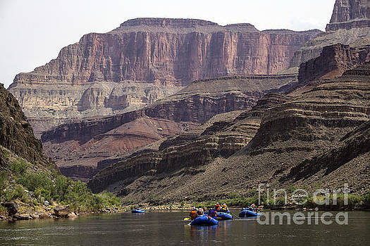 Tim Moore - Grand Canyon Rafting