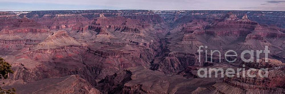Grand Canyon South Rim by Chris Holmes