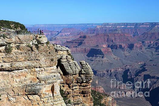 Grand Canyon South Rim by Steven Frame