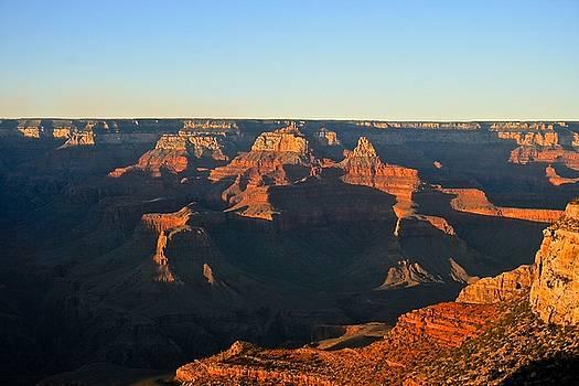 Grand Canyon Sunset 3 by Melany Raubolt