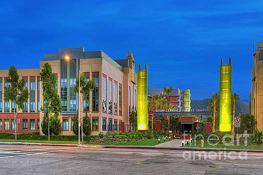 David Zanzinger - Grand Central Campus Burbank Glendale