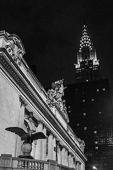 Grand Central Niights by Robert J Caputo