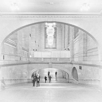 Grand Central Station by Lora Lee Chapman