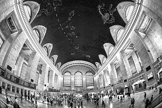 Grand Central Station by Mitch Cat