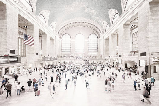 Grand Central Station by Rich Legg