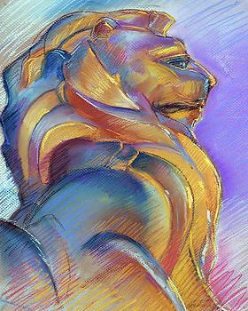 Judi Krew - Grand Lion