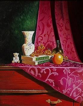 Grand Ma's Dresser by Gene Gregory