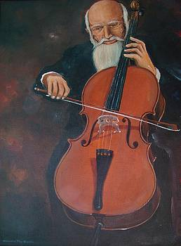 Grand Master Cellist by Charles Roy Smith