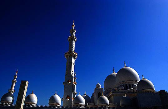 Grand Mosque by Farah Faizal