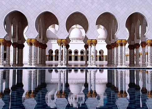 Grand Mosque by Karen Kean