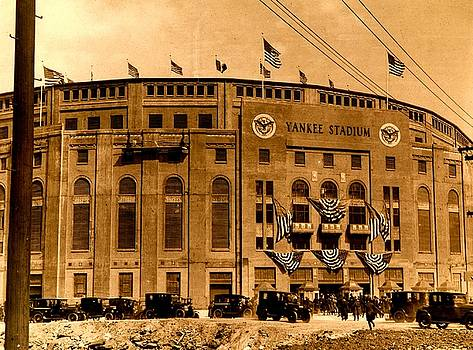 Peter Gumaer Ogden - Grand Opening of Old Yankee Stadium April 18 1923