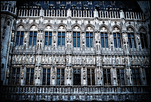 Grand Place - BruXelles by Tina Zaknic - Xignich Photography