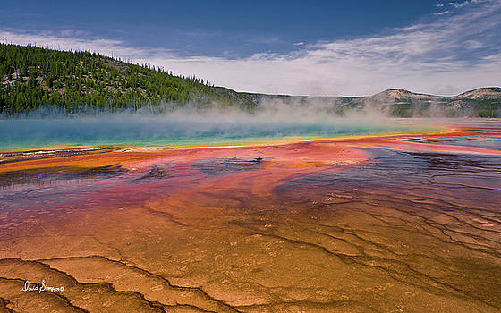 Grand Prismatic by David Simpson