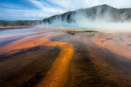 Grand Prismatic by Dean Chytraus