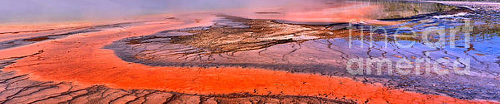 Adam Jewell - Grand Prismatic Panoramic Abstract