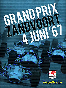 Grand Prix Racing by Gary Grayson