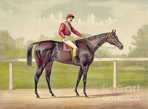 Currier and Ives - Grand Racer Kingston